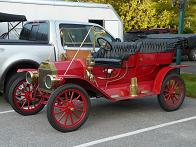 1910 Ford of Jon Rising