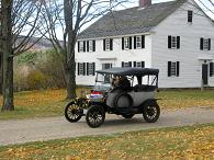 1913 Ford Touring,